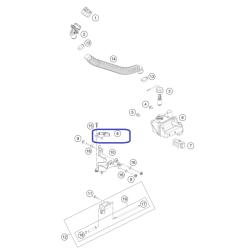 Sensor Presión Cárter KTM...