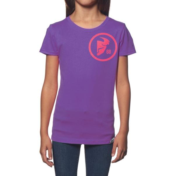 Camiseta Infantil Thor Purpura