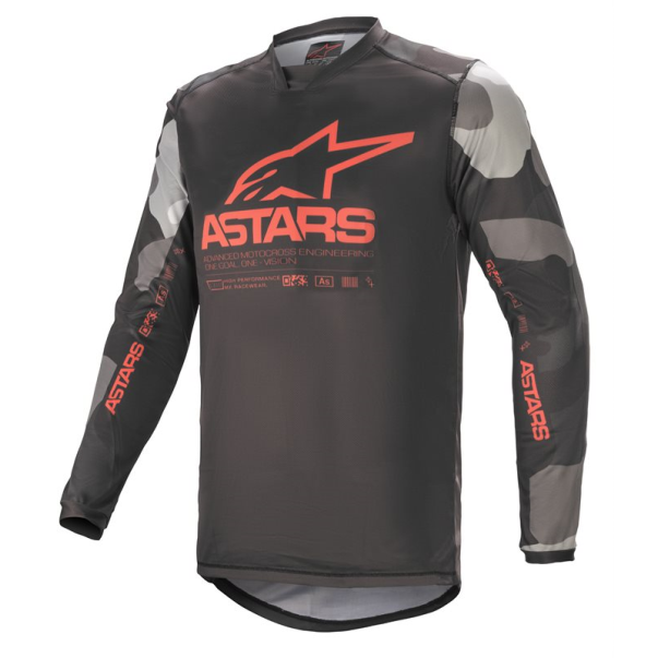 Jersey Alpinestars Racer Tactical...