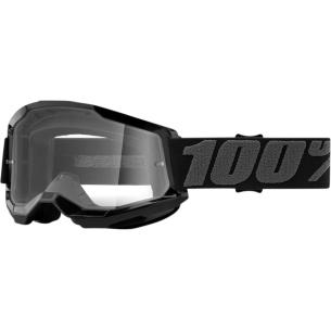 Gafas 100% Strata 2 Negro...