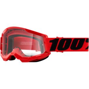 Gafas 100% Strata 2 Rojo...