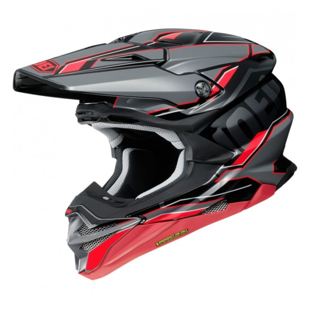 Casco MX Shoei VFX-WR Allegiant TC1