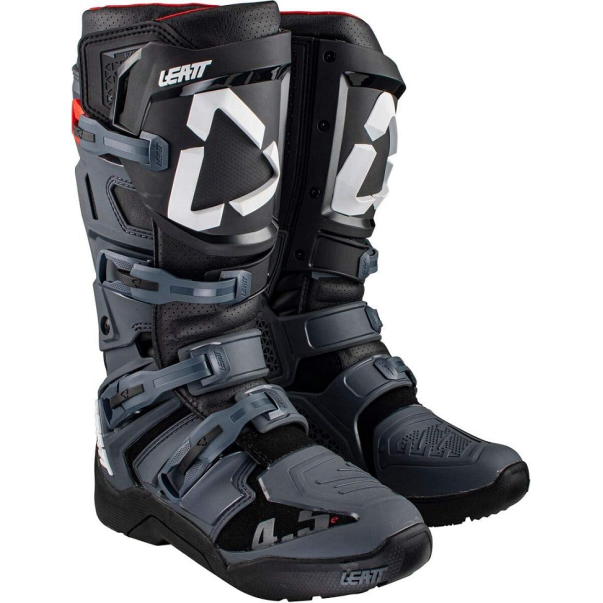 Botas Leatt 4.5 Enduro Grafeno