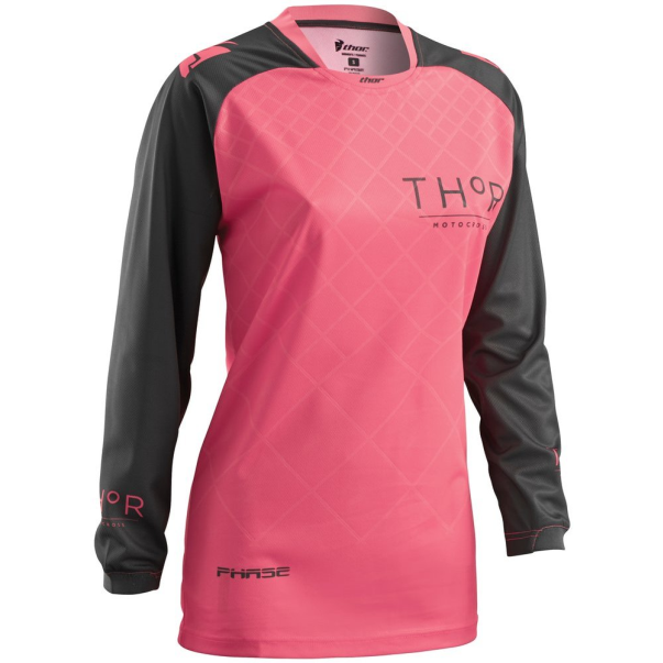 Jersey Thor Mujer Gris/Rosa
