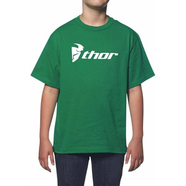 Camiseta Infantil Thor Verde