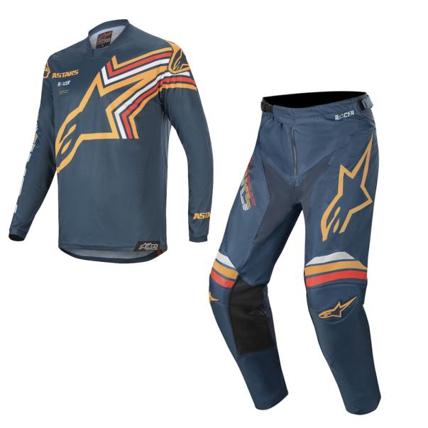 Set Alpinestars Racer Braap 2020 Azul...