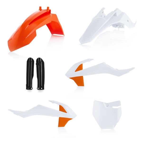 Full Kit Plásticos Acerbis KTM SX 65...