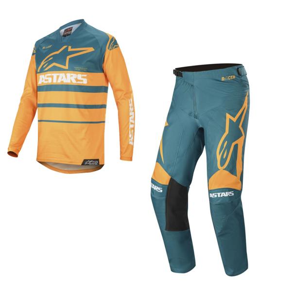 Set Alpinestars Racer Supermatic 2020...