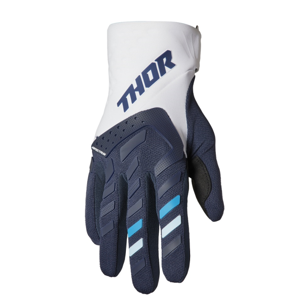 Guantes Mujer Thor S22 Spectrum Azul...