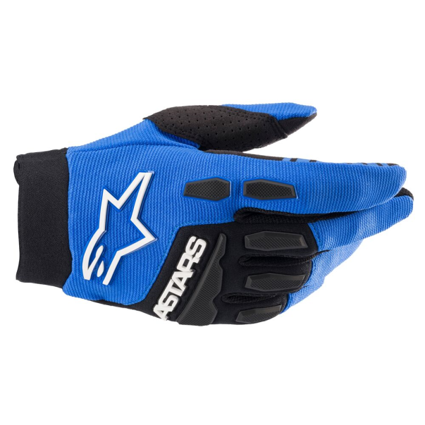 Guantes Alpinestars Full Bore Azul/Negro