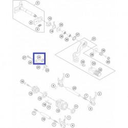 Palanca de Cierre Selector de Cambio Husqvarna TC/TE/FC/FE 125-350 14-16 KTM SX/SX-F 125-350 07-15
