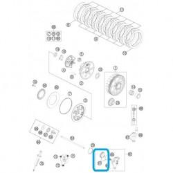 Pistón Cilindro de Presión Embrague Husaberg FE 450/501 13-14 TE 250/300 11-14