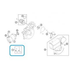 Kit Escobillas de Arranque KTM EXC 2015-
