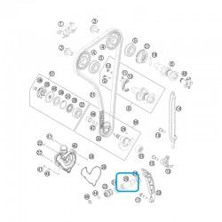 Tensor Cadena Distribución KTM EXC 400/530 10-11 Husaberg FE 390/450/570 10-12