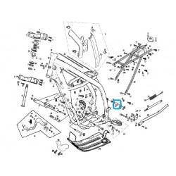 Rodillo guia cadena superior 65414