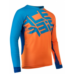 Jersey Acerbis Edición Especial Thunder MX Naranja/Azul