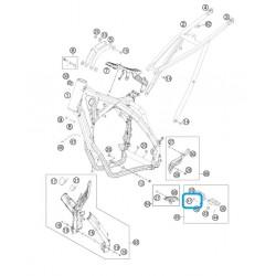 Pasador Estribo 3.2 x 25 KTM/Husaberg/Husqvarna