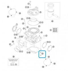 Esparrago cilindro ktm exc 250/300 2T te250/300