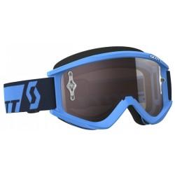 Gafas Scott Recoil XI Azul Cristal Plata