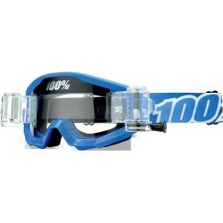 Gafas 100% Strata Roll Off Azul