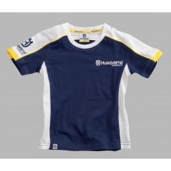 Camiseta Infantil Husqvarna Team