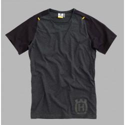 Camiseta Husqvarna Progress Negro