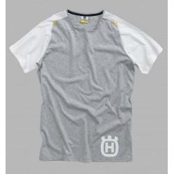 Camiseta Husqvarna Progress Blanco