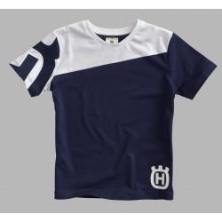Camiseta Infantil Husqvarna Inventor Blanco