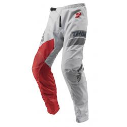 Pantalón Infantil Thor S9Y Sector Shear Gris Claro/Rojo