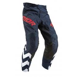 Pantalón Infantil Thor S9Y Pulse Stunner Azul Oscuro/Blanco