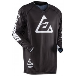 Jersey Answer Elite Solid Negro