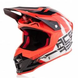 Casco Acerbis Profile 4 Negro/Rojo