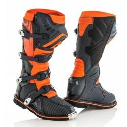 Botas Acerbis X-Pro V Negro/Naranja