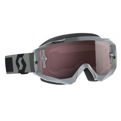 Gafas Scott Hustle Mx Gris