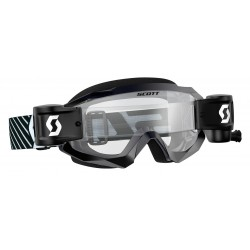 Gafas Scott Hustle X Mx Wfs Negro/Blanco
