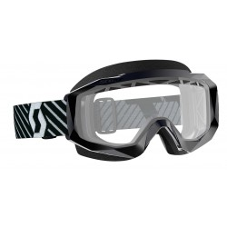 Gafas Scott Hustle X Mx Enduro Negro/Blanco