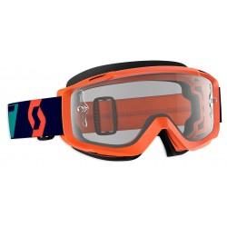 Gafas Scott Split Otg Naranja/Azul