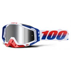Gafas 100% Racecraft Plus LE MXDN Cristal Espejo Inyectado