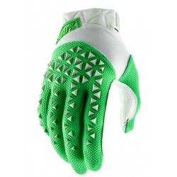 Guantes 100% Airmatic Gris/Lima