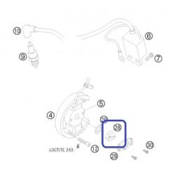 Tuerca Stator KTM SX 50 06-08