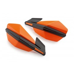 Plástica Paramanos Abiertos KTM EXC/SX 09-13 Naranja