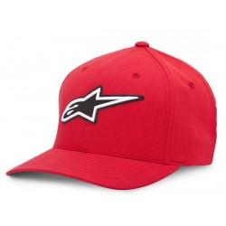 Gorra Alpinestars Corporate Rojo
