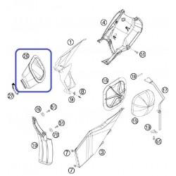 Goma Conector Filtro Aire-Carburador KTM SX 125 07-09 SX 250 07-10