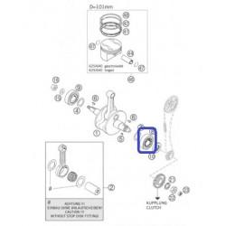Cojinete NJ 306 KTM LC4 640 98-06