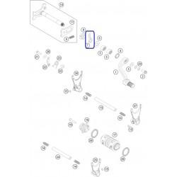 Muelle Retorno Pedal Cambio KTM SX-F 250 05-06