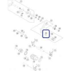 Muelle Pedal Cambio KTM EXC 99-17 EXC-F 250 06-16 SX 125/250 99-16 SX-F 250 05-15