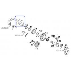 Pedal Arranque KTM EXC 250/300 98-03 EXC 380 98-02 SX 250/380 98-02