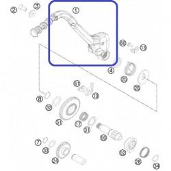 Pedal Arranque KTM EXC 250/300 11-16 EXC-F 250/350 12-16 SX 250 11-16 SX-F 250 2011