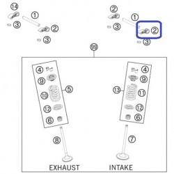 Palanca de Válvula KTM EXC-F 350 12-15 SX-F 250 13-15 SX-F 350 11-15