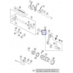 Retén 14X24X6B VITON KTM 690 2014